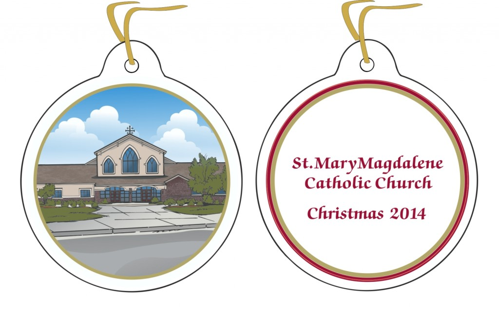 2014 SMM Ornament